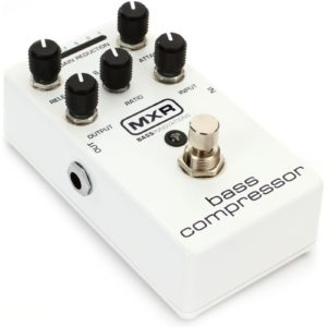 MXR M87 Bass Compresor - Best Bass Compressor Pedal