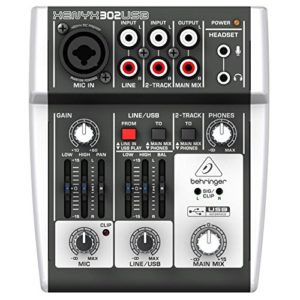 Behringer Xenyx Audio Interface