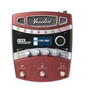 Best Vocal Harmonizer Pedals