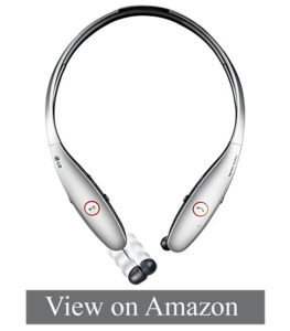 LG Tone Infinim Headphones