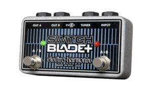 Electro-Harmonix Switchblade ABY Pedal