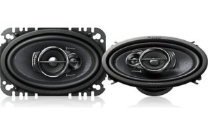 Pioneer TS-A4676R - best 4x6 Speakers