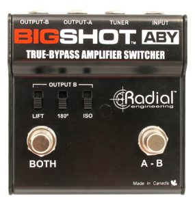 Radial BigShot ABY True Passive Pedal