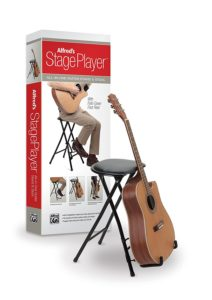 Alfred\u0027s StagePlayer Guitar Stand and Stool  sc 1 st  SonoBoom.com & The 4 Best Guitar Practice Chairs \u0026 Stools (Reviews - 2017) islam-shia.org