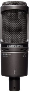 Audio-Technica AT2020 USB Microphone