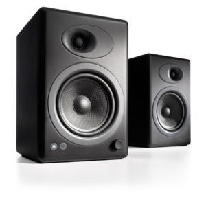 Audioengine A5+ Bookshelf Speakers
