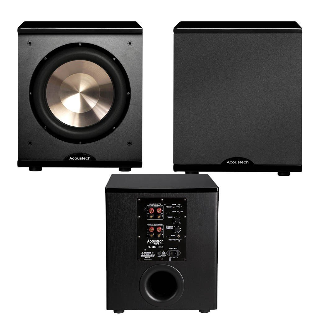 Best Subwoofers Under $500 For Your Home Theater In 2018