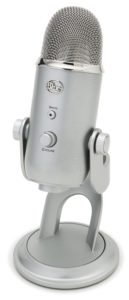 Blue Yeti USB Microphone - Best USB Microphone for Streaming and Gaming