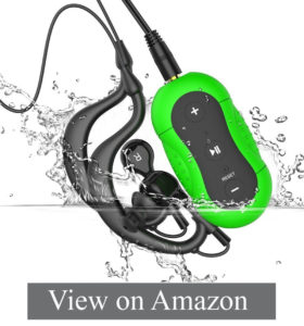 Aerb PD190 Waterproof MP3 Player