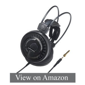 Audio-Technica ATH-AD700X Audiophile Headphones