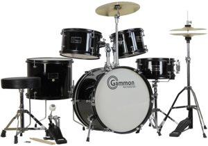 Gammon 5-piece Junior Starter Drum Kit
