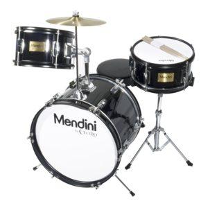 """Mendini by Cecilio 16"""" 3-Piece Kids/Junior Drum Set"""