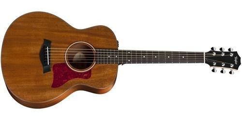 Taylor GS Mini-E Mahogany Acoustic-Electric Guitar - Best Taylor Guitar