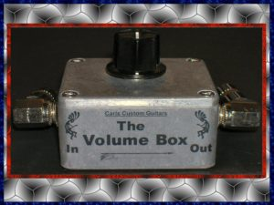 Carl's Custom Guitars Speaker Soak Attenuator