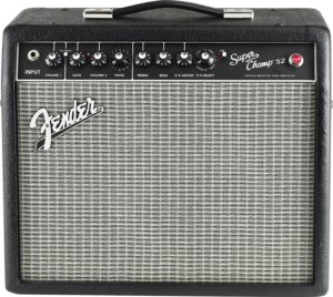 Fender Super Champ X2 - Best Cheap Tube Amps