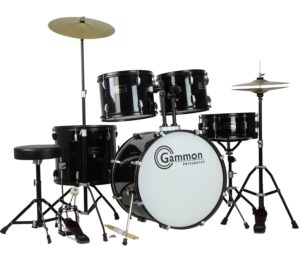 Gammon Percussion SP5 BK