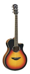Yamaha APX500III - Best Thin Neck Acoustic Guitar