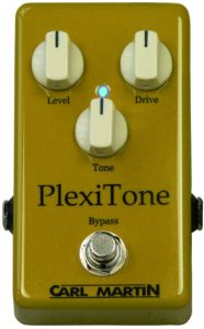 Carl Martin PlexiTone-S Guitar Distortion Effect Pedal