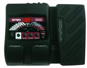 DigiTech BP90 Bass Guitar Multi-Effects Processor - one of the best bass multi-effects pedals