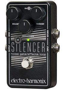 Electro-Harmonix The Silencer Guitar Noise Gate Pedal