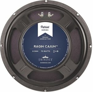 "Eminence Patriot Ragin Cajun 10"" Guitar Speaker"