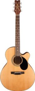 Jasmine S34C - One of the Best Acoustic Guitars Under $100