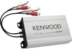 Kenwood KAC-M1804 Car Amplifier