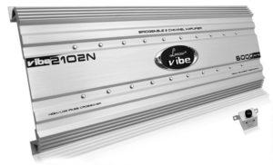 Lanzar VIBE452N Car Amplifier