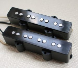 Lindy Fralin 4 String Jazz Bass Pickup Set - Best Jazz Bass Pickups