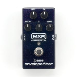 MXR Bass Envelope Filter Effect Pedal