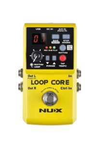 Nux Loop Core Guitar Effect Pedal - one of the best budget loop pedals