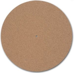Pro-Ject Cork It Turntable Mat - one of the best turntable mats