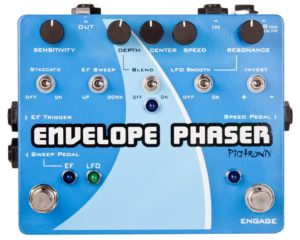Pigtronix EP2 Envelope Phaser Guitar Effects