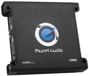 Planet Audio AC1200.4 ANARCHY Car Amplifier