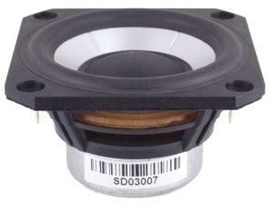 "SB Acoustics SB65WBAC25-4 2.5"" Full Range Speaker"