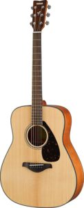 Yamaha FG800 - Best Cheap Acoustic Guitar Under $200
