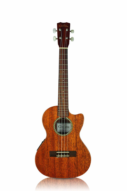 cordoba 20tm ce acoustic electric tenor ukulele. Black Bedroom Furniture Sets. Home Design Ideas