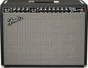 Fender '65 Twin Reverb - one of the best clean sounding tube amps