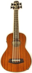Hadean Acoustic-Electric Bass Ukulele UKB-23