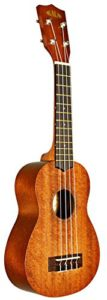 Kala KA-15S Soprano Ukulele - one of the best ukuleles for kids