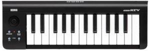 Korg MicroKEY 25 Keyboard - one of the best MIDI keyboards for GarageBand