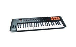 the 4 best midi keyboards for garageband controller reviews 2018. Black Bedroom Furniture Sets. Home Design Ideas