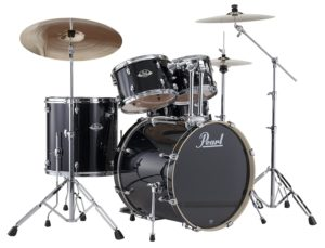 Pearl EXX725S/C 5-Piece Export New Fusion Drum Set - one of the best intermediate drum sets