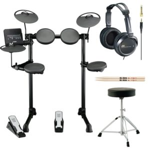 Yamaha DTX400K Customizable Electronic Drum Set