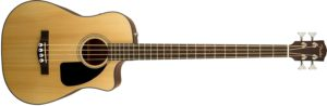Fender CB-100CE Acoustic-Electric Bass