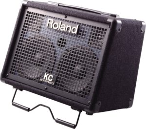 Roland KC-110 3-Channel 30-Watt Stereo Mixing Keyboard Amplifier - one of the best keyboard amps under $500