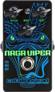 Catalinbread Naga Viper Modern Treble Booster Guitar Pedal